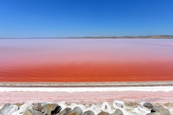 Озеро Туз Голу, Турция