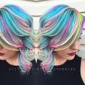 Эксперименты над волосами от Ребекки Тэйлор