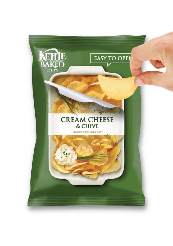 Гениально простой в открытии пакетик с чипсами