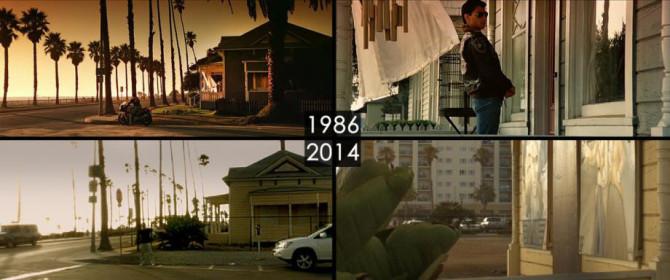 40 знаковых сцен из фильмов тогда и сейчас