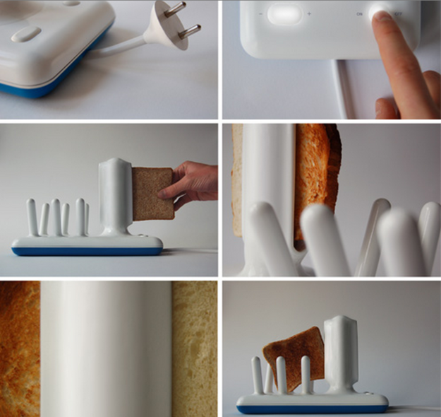 Такой вот необычный тостер