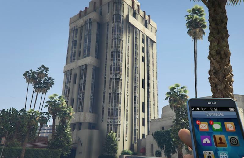 Локации GTA 5 в реальной жизни