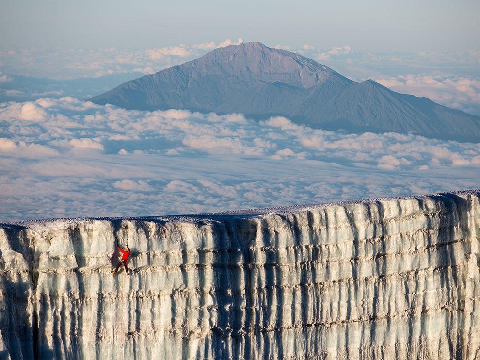 Восхождение на гору Килиманджаро. Танзания
