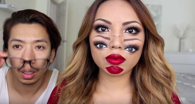 Секреты двойного макияжа, способного свести с ума