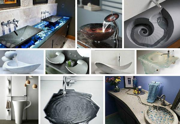 Стильное решение для вашей ванной комнаты