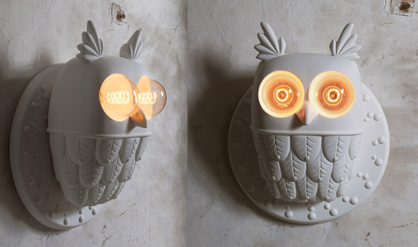 Owl Lamps
