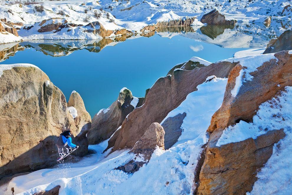Сноубординг. Новая Зеландия