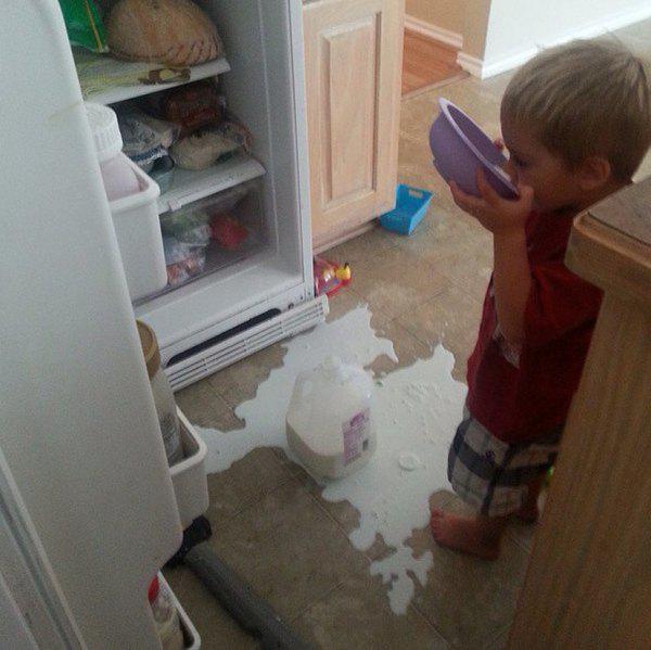 Дети-разрушители