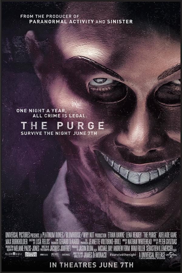 Судная ночь (The Purge)