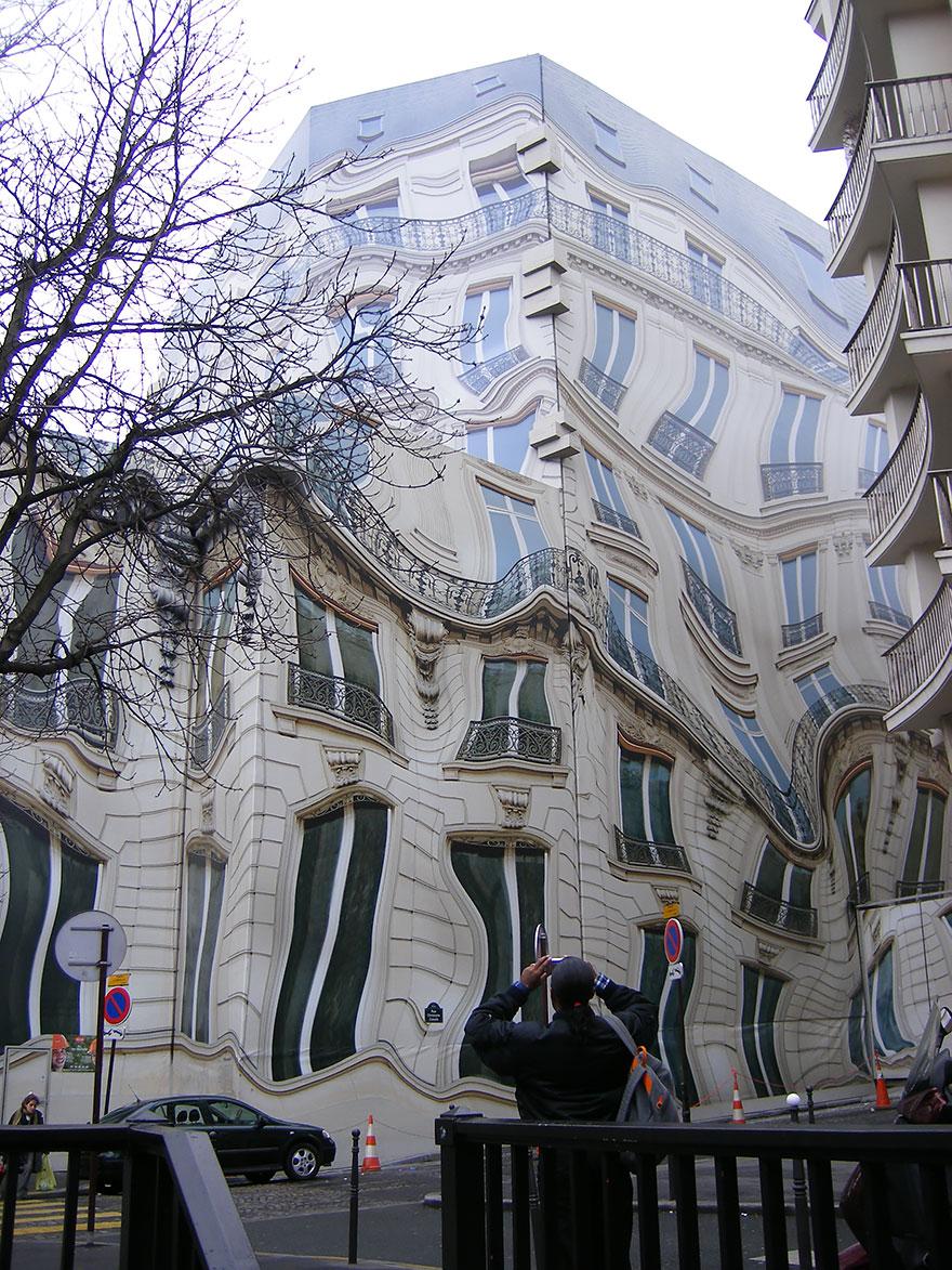 Здание Хоссмэнна, Париж