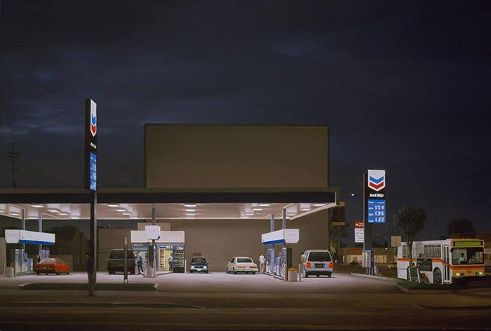 Гиперреалистичные картины Марка Трухильо
