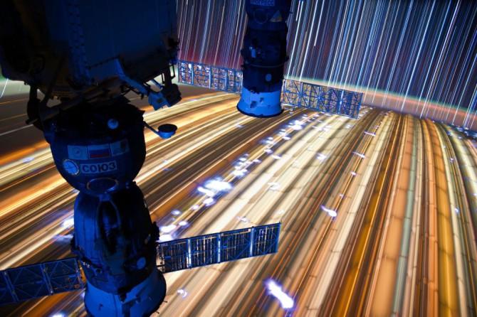 Потрясающие фотографии Земли с Международной Космической Станции