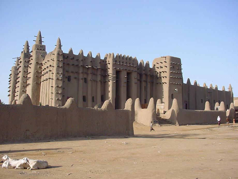 Мечети Тимбукт