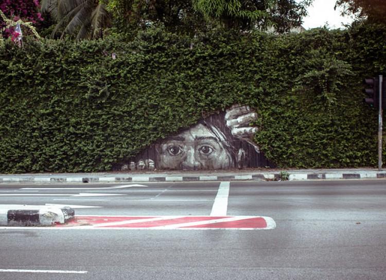 Как искусство переплетается с природой