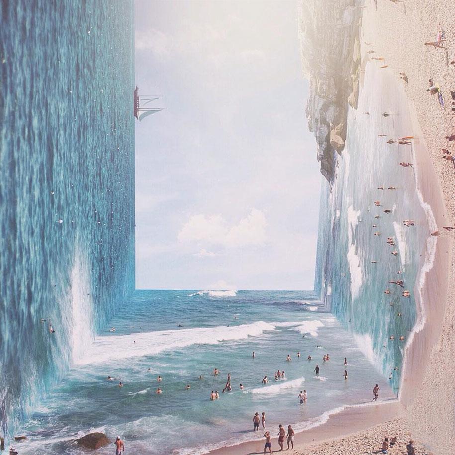 Сюрреалистические пейзажи от Джати Путра Пратама