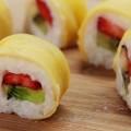 Рецепт фруктовых суши
