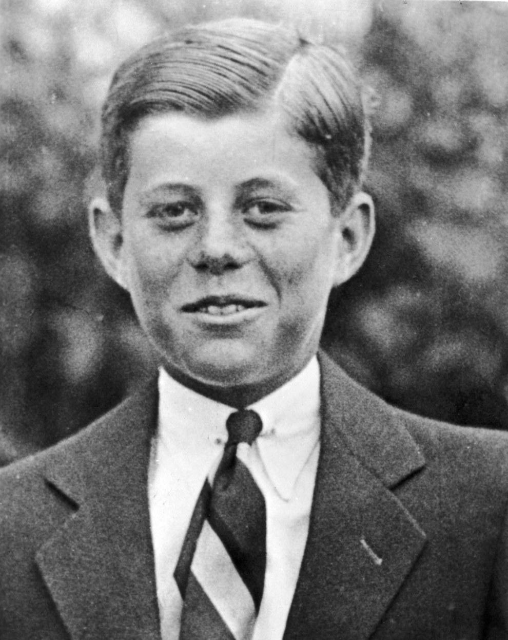 Джон Ф. Кеннеди - 35-президент США