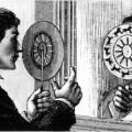 Фенакистископ - удивительная анимация прошлого