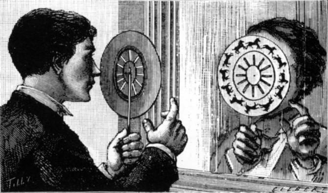 Фенакистископ — удивительная анимация прошлого