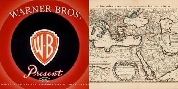 Warner Brothers и карта Османской империи