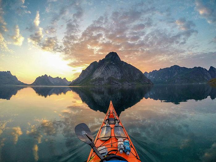 Фотографии фьордов Норвегии от Томаша Фурманека