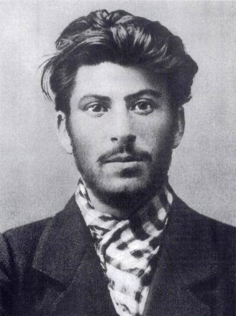 Иосиф Сталин - бывший лидер Советского Союза