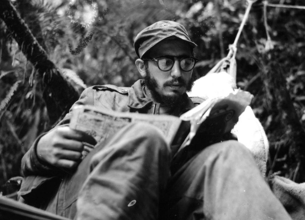 Фидель Кастро - бывший премьер-министр Кубы