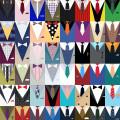 Стильные цветовые комбинации костюма и галстука на каждый день