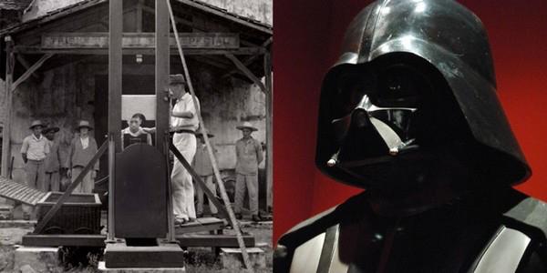 казнь и «Звёздные войны»