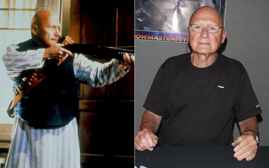 Актёр «Назад в будущее»: Джеймс Толкан(Принципал Стрикленд / Маршал Стрикленд)