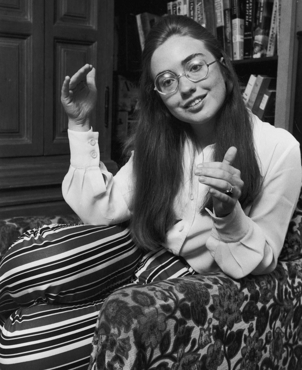 Хиллари Клинтон - бывший госсекретарь США и кандидат в президенты США 2016