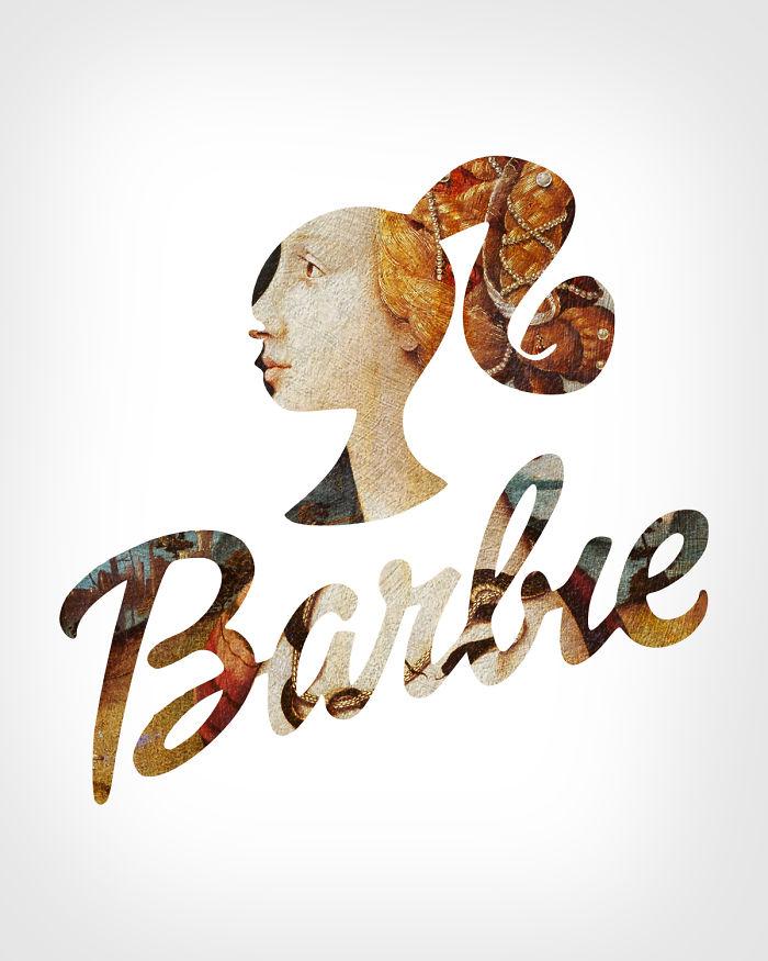 Барби + «Портрет Симонетты Веспуччи»,Пьеро ди Козимо