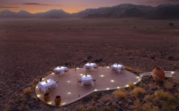 Sossusvlei Desert Lodge – Намибия, Африка