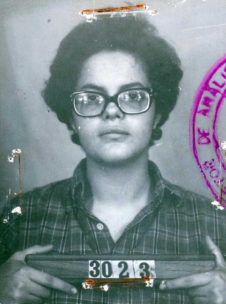 Дилма Руссефф - президентБразилии