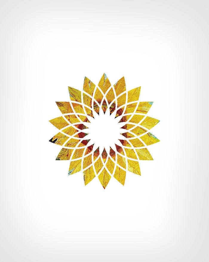British Petroleum + «Подсолнухи», Винсент Ван Гог