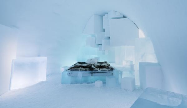 Icehotel – Юккасъярви, Швеция