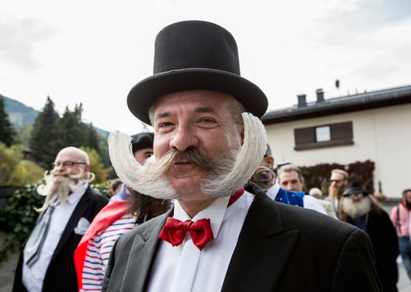 Чемпионат мира бород и усов