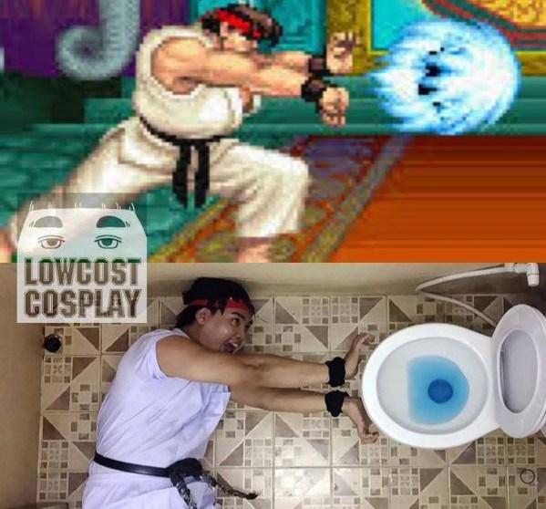 Дешёвый косплей от Lowcost Cosplay