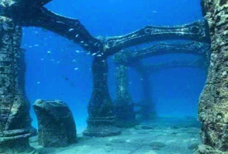 Подводные города, Порт Роял