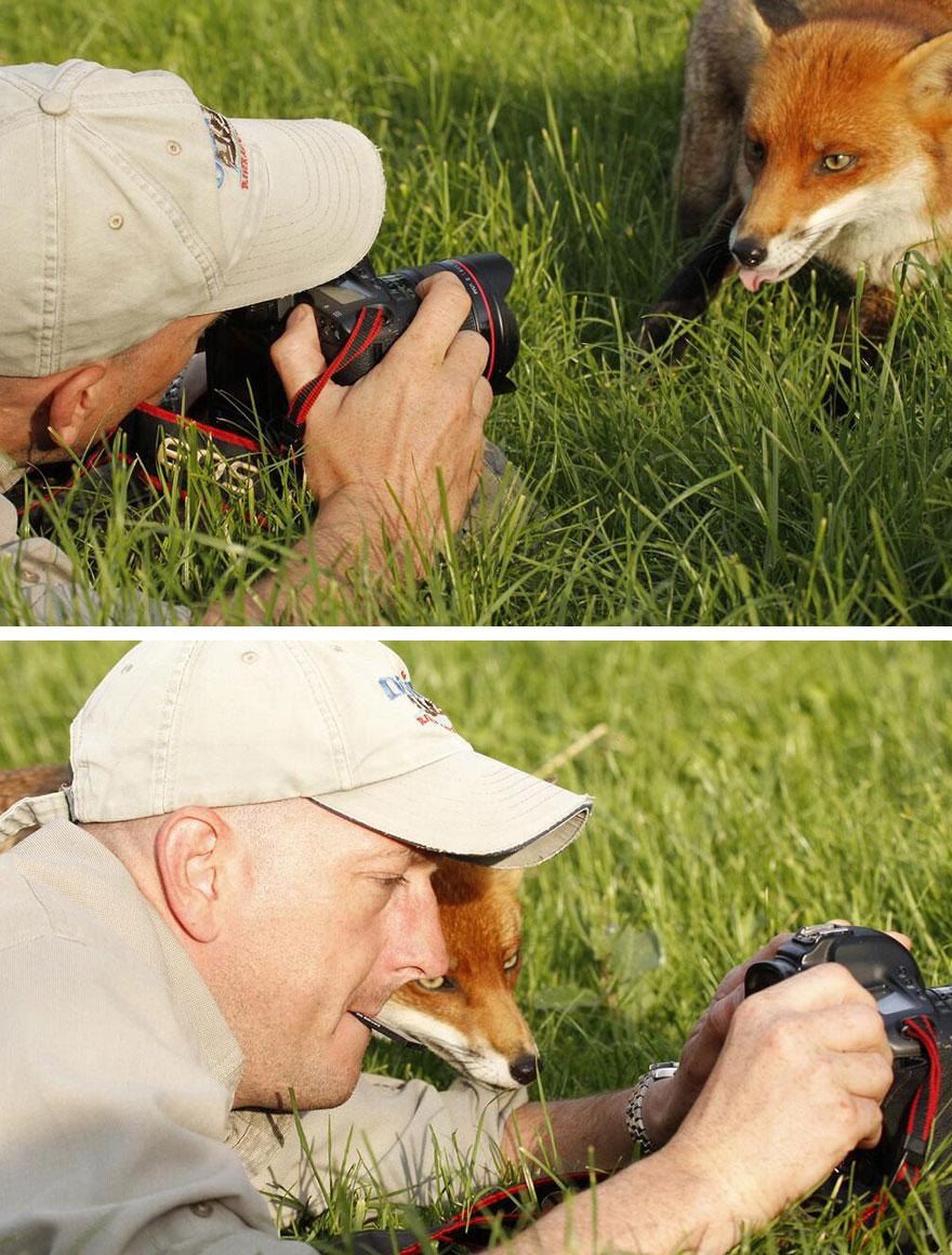 Фотограф - лучшая профессия
