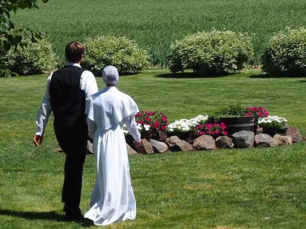 Необычные брачные ритуалы народов мира