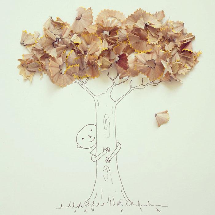 Иллюстрации от Хавьера Переса