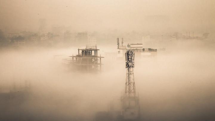 Туманный Дакка, Бангладеш