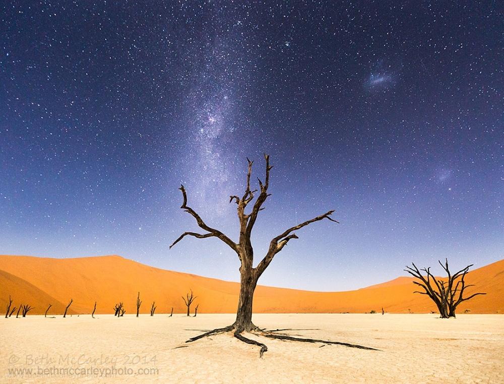 Пустыня Намиб, Африка