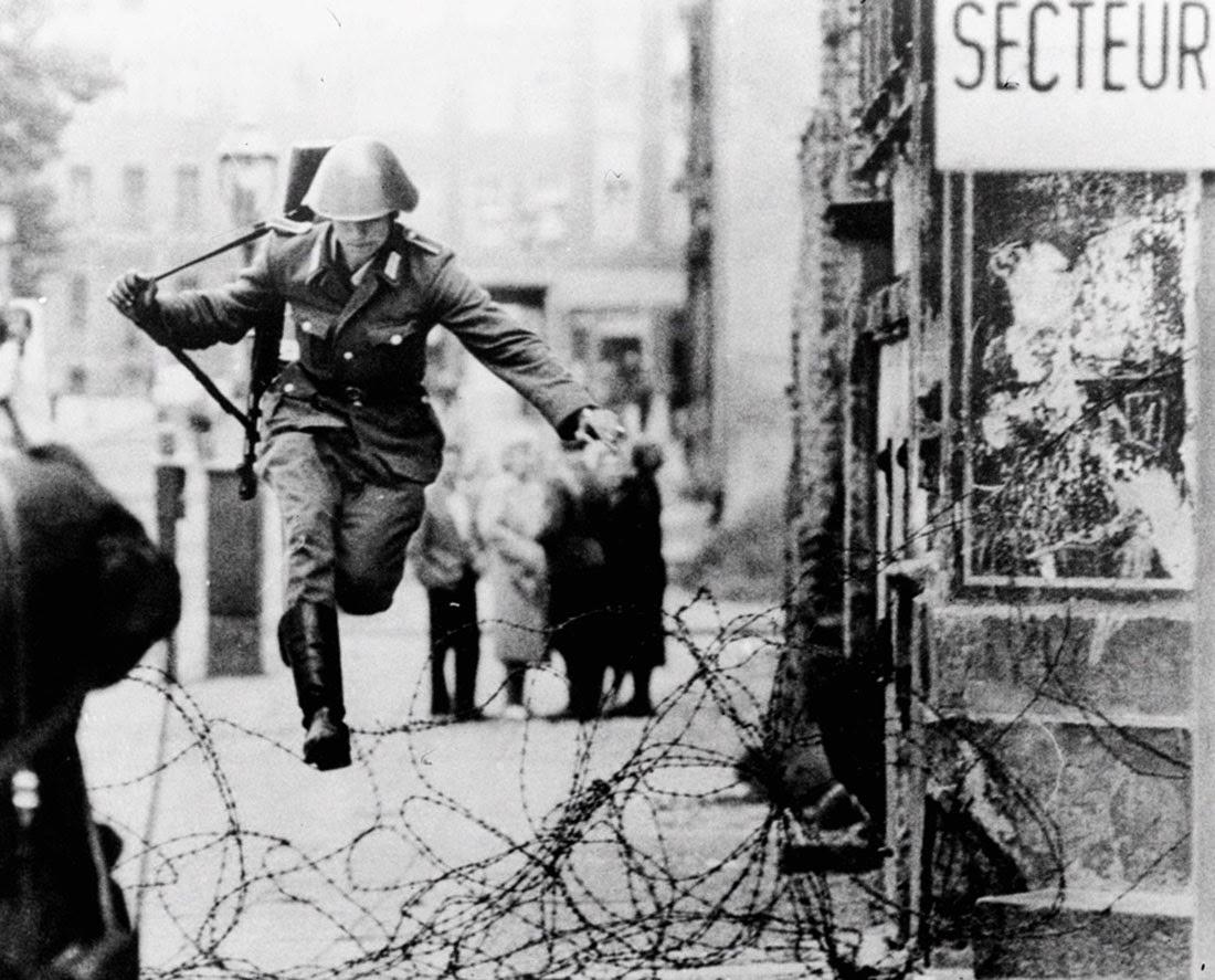 Западный Берлин, 1961