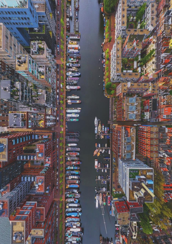 Район Вестердок, Амстердам