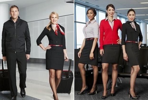 фото в уни форме стюардесы