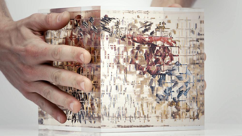 стеклянная скульптура, Томас Медикус, Thomas Medicus