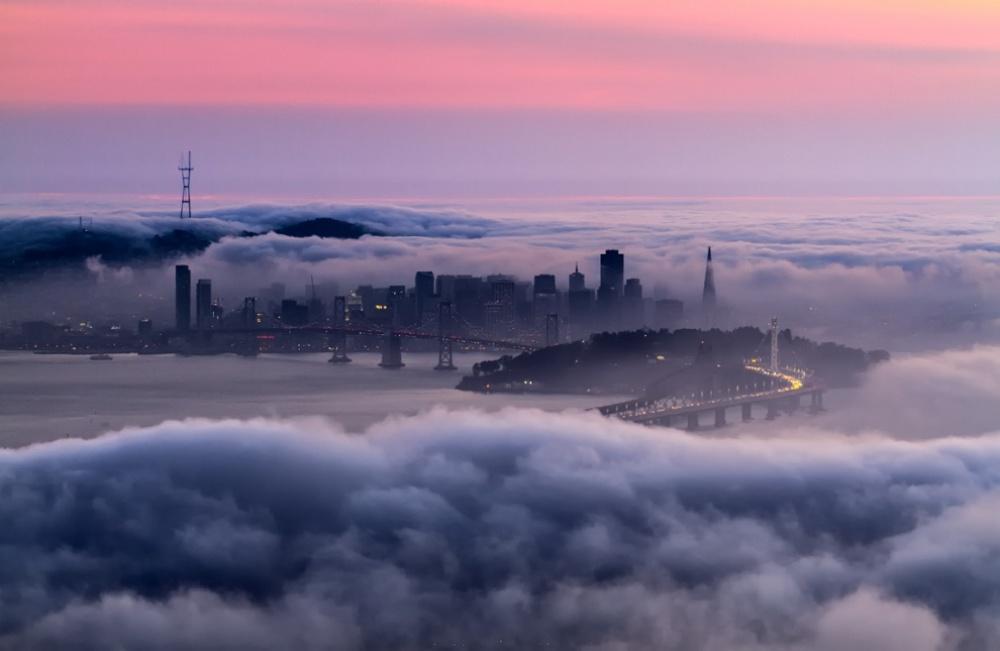 Город-призрак, Сан-Франциско, США