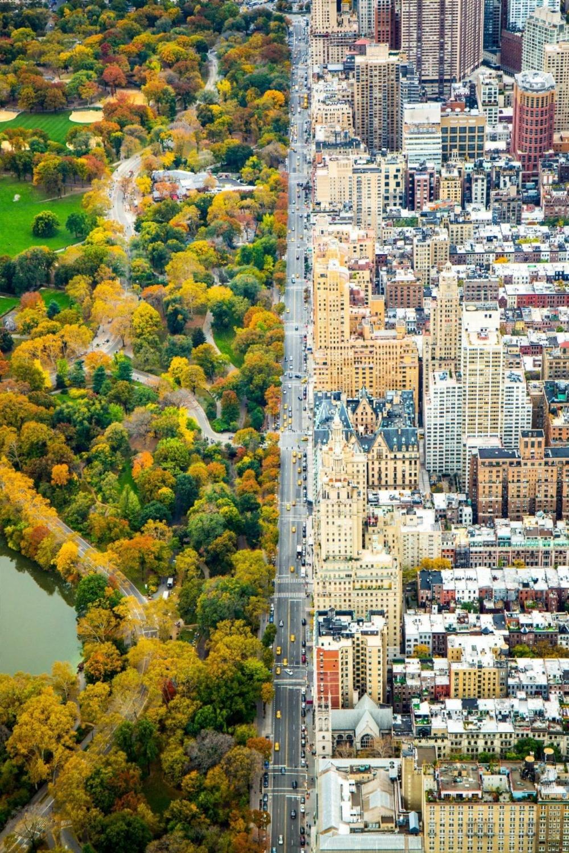 Разделение двух миров, Нью-Йорк, США